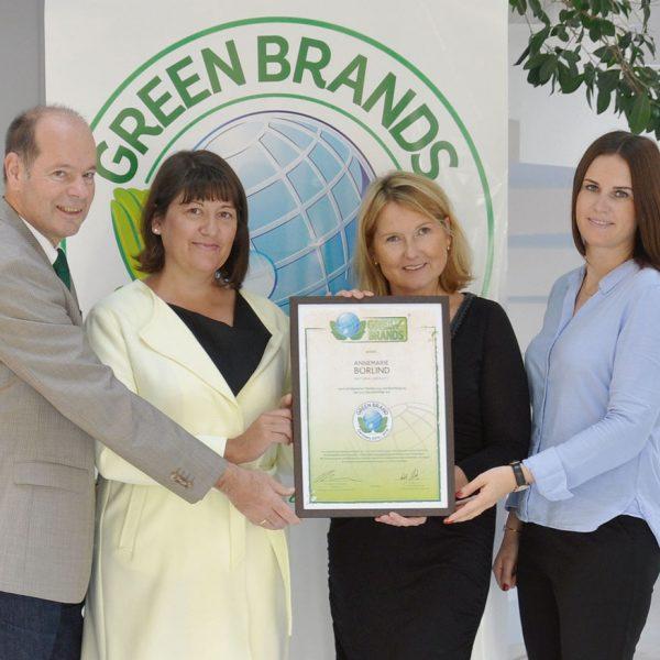 Börlind GBG 2015 Zertifikatsüberreichung HP FB