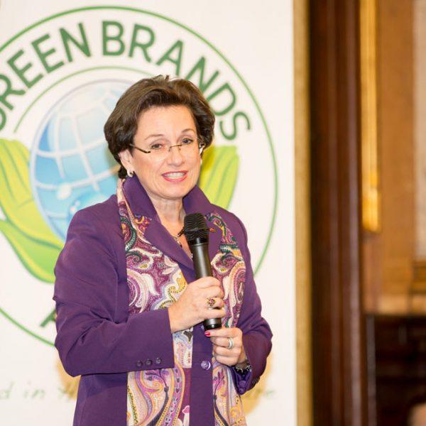 Auszeichnung der Green Brands Austria 2012