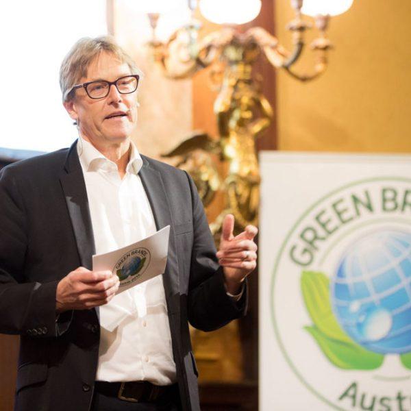 Green Brands Abschluss-Gala im Palais Eschenbach