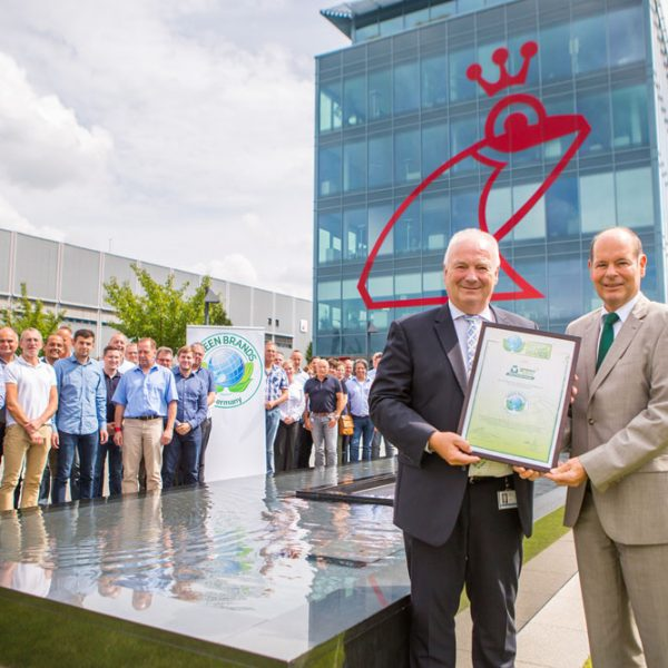 Green Brands 2017_Werner & Mertz Professional_Foto 2_