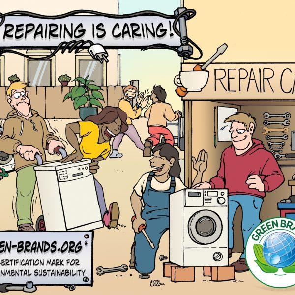 Repairing is caring