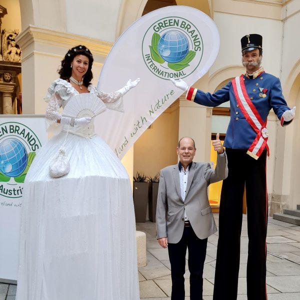 GREEN BRANDS Gala 2020 in Wien