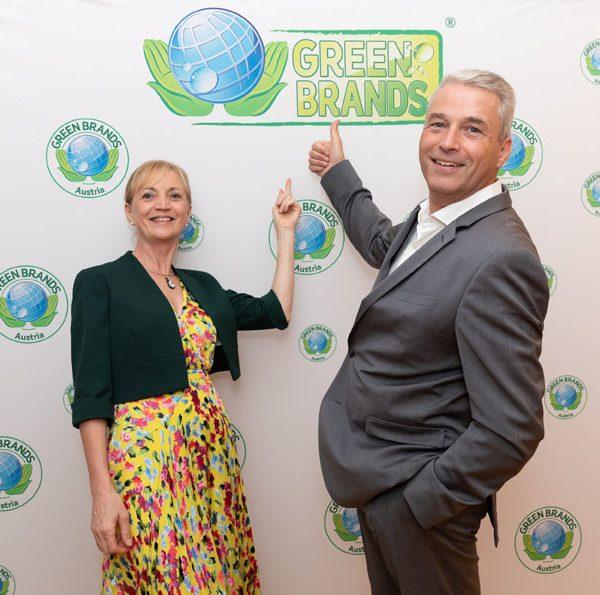 GREEN BRANDS Preisverleihung