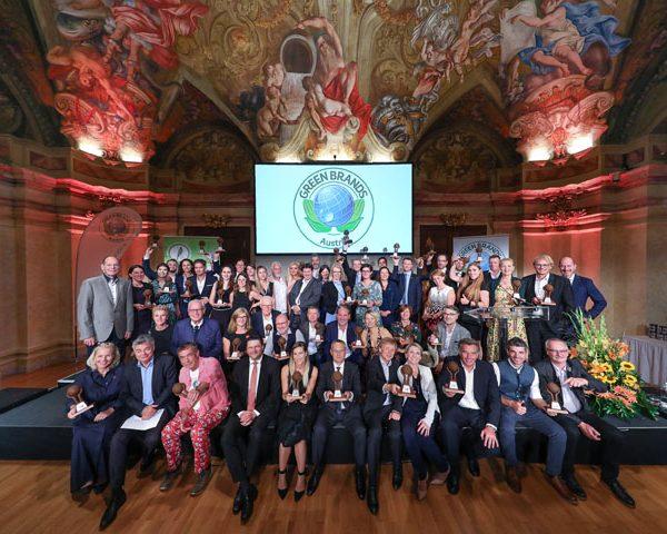GREEN BRANDS Austria und ÷sterr. Umweltjournalismus-Preis